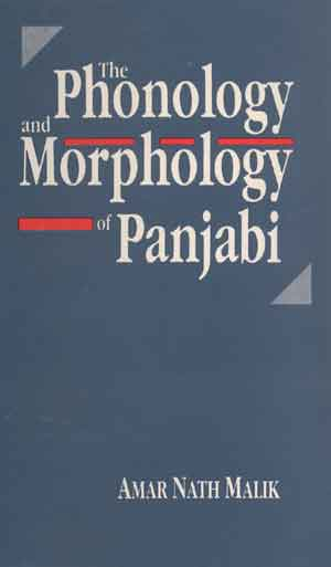 Image for The Phonology and Morphology of Panjabi