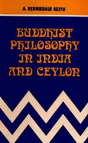 Image for Buddhist Philosophy in India and Ceylon