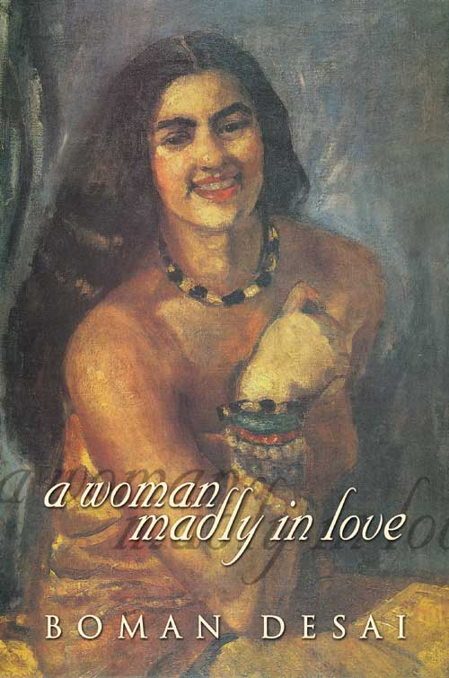Image for A Woman Madly in Love