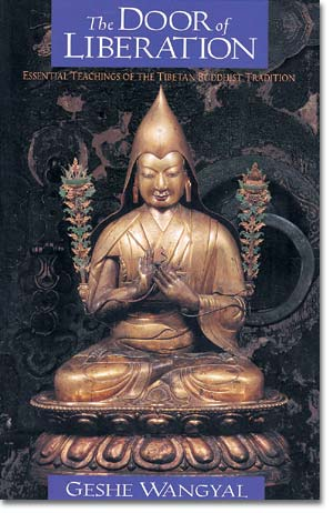 Image for The Door of Liberation: Essential Teachings of the Tibetan Buddhist Tradition