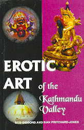 Image for Erotic Art of the Kathmandu Valley