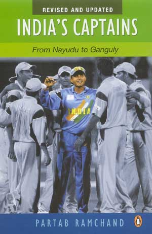 Image for India's Captains: From Nayadu to Ganguly