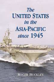 Image for The United States in the Asia-Pacific since 1945