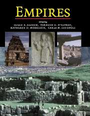 Image for Empires: Perspectives from Archaeology and History