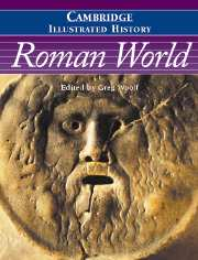 Image for The Cambridge Illustrated History of the Roman World