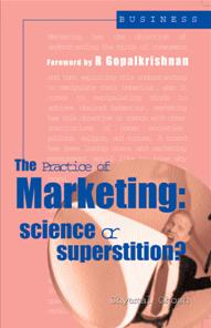 Image for The Practice of Marketing: Science or Superstition?