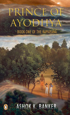 Image for Prince of Ayodhya: Book One of the Ramayana
