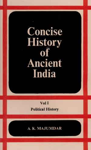 Image for Concise History of Ancient India, Vol. I: Political History