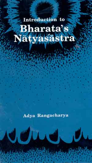 Image for Introduction to Bharata's Natyasastra