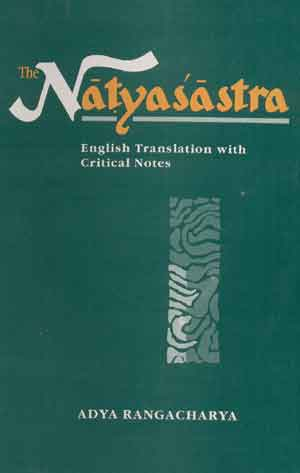 Image for The Natyasastra: English translation with critical Notes