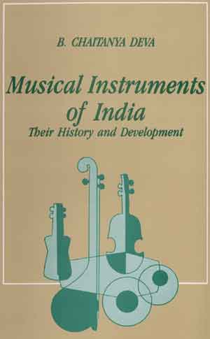 Image for Musical Instruments of India: Their History and Development