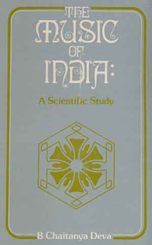 Image for The Music of India: A Scientific Study