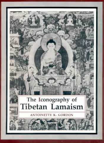 Image for The Iconography of Tibetan Lamaism