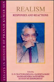 Image for Realism, Responses and Reactions: Essays in Honour of Pranab Kumar Sen