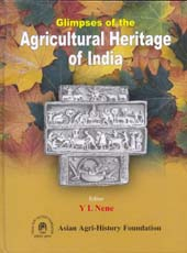 Image for Glimpses of the Agricultural Heritage of India