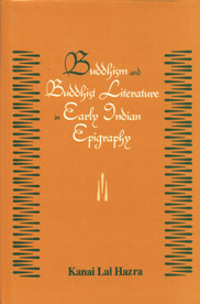 Image for Buddhism and Buddhist Literature in Early Indian Epigraphy