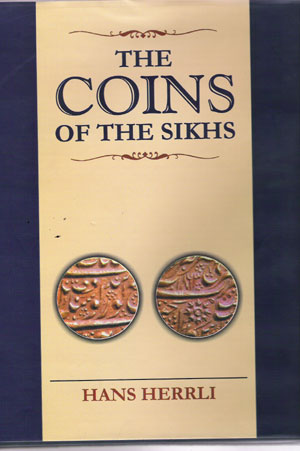Image for The Coins of the Sikhs